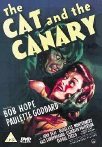 The Cat And The Canary [1939] [DVD]