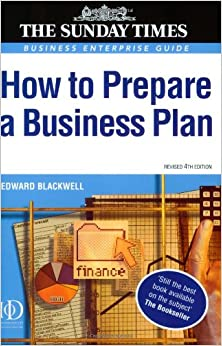 9780749406431 - HOW TO PREPARE A BUSINESS PLAN by Edward Blackwell