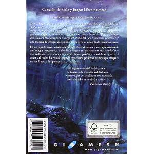 Canción de hielo y fuego: Juego de tronos: 1 (Gig