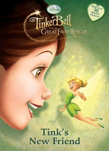 Tinker Bell and the Great Fairy Rescue: Tink