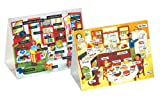 Smethport Tabletop Magnetic English/Spanish Vocabulary Set