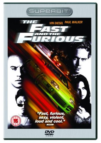 The Fast And The Furious -- Superbit [DVD] [2001]