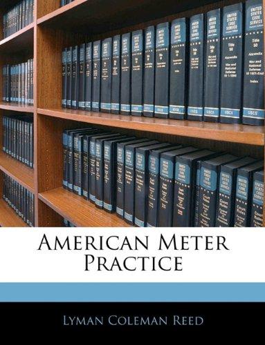 American Meter Practice