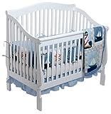 ZZ Baby Sail Away 4-Piece Crib Set