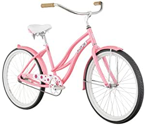 Diamondback Della Cruz 1 Women's Beach Cruiser Bike (26-Inch Wheels)