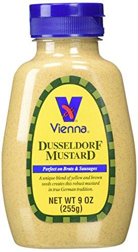 VIENNA ® DUSSELDORF MUSTARD