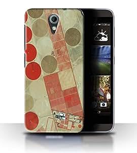 PrintFunny Designer Printed Case For HTC 620