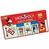 Mickey Mouse Monopoly - 75th Anniversary Collector's Edition