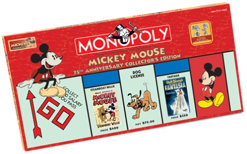 Mickey Mouse Monopoly Essay