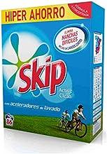 Skip Active Clean Detergente Polvo - 86 cacitos