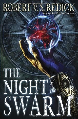 book cover of The Night of the Swarm