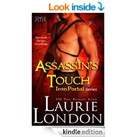 Assassin's Touch: Iron Portal Series (Paranormal Romance)