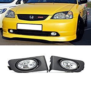 Viogi fit 01 03 honda civic 2 door coupe 4 for 03 honda civic 2 door