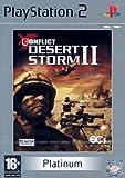 Conflict: Desert Storm II Platinum (PS2)