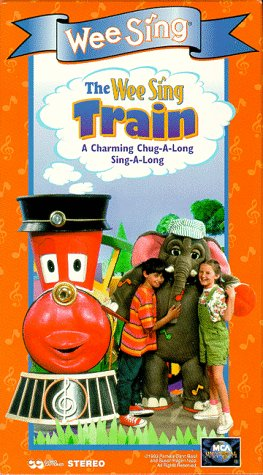 Wee Sing Train [VHS]