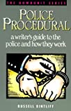img - for Police Procedural: A Writer's Guide to the Police and How They Work (Howdunit) by Russell Bintliff (1993-09-01) book / textbook / text book