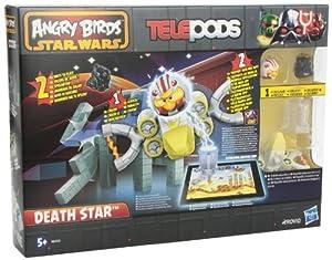 Angry Birds - Star Wars lanzador de vehículos (Hasbro A6059E27)
