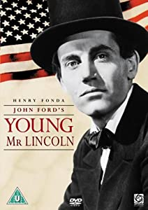 Young Mr Lincoln [DVD] [1939]