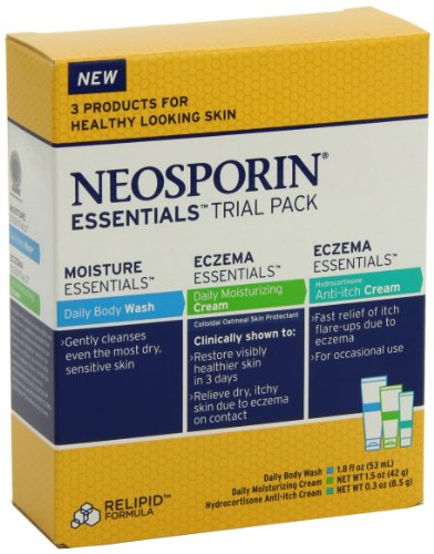 Neosporin body wash