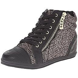 Call It Spring Women\'s Celidia Fashion Sneaker, Copper, 8 B US