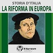 La Riforma in Europa (Storia d'Italia 37) |  vari
