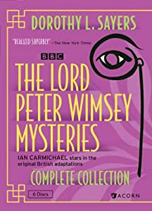 The Lord Peter Wimsey Mysteries: Complete Collection