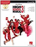 High School Musical 3: Flute: Senior Year [With CD (Audio)] (Hal Leonard Instrumental Play-Along)