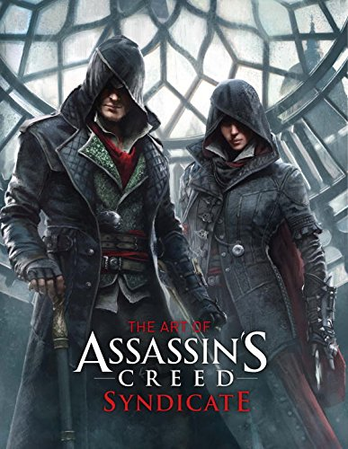 Cover revealed for The Art of Assassin's Creed Syndicate ...