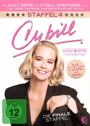 Cybill - Staffel 4 (4 DVDs)