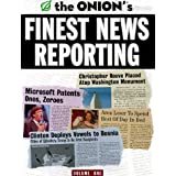The Onion's Finest News Reporting, Volume 1 (Vol.1) ~ Robert Siegel