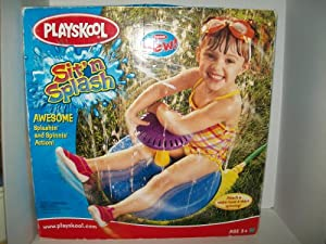 Playskool Sit N' Splash - Sit N' Spin Toy