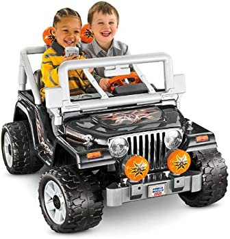Fisher-Price Talking Jeep Wrangler