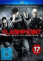Flashpoint - Das Spezialkommando - Die komplette Serie