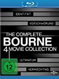 The Complete Bourne Collection [Blu-ray]