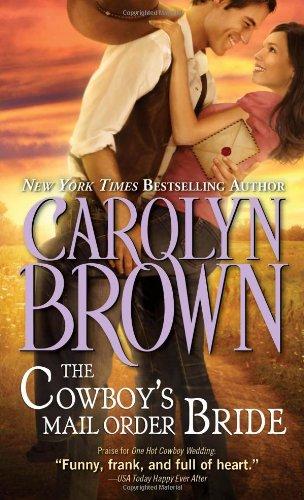 Image of The Cowboy's Mail Order Bride (Cowboys & Brides)