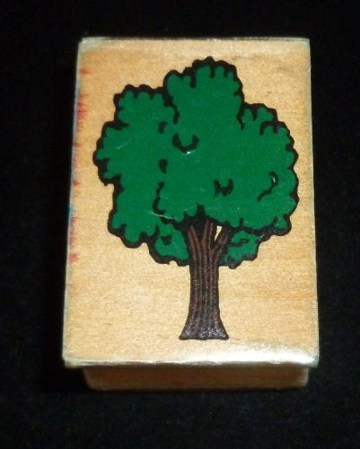 Tree Rubber Stamp - 1