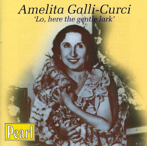 Amelita Galli Curci ''Caro Nome'' - YouTube