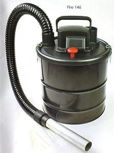 Inglenook 18 Litre Ash Vacuum Fire146 Kitchen Home
