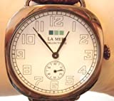 LA MER COLLECTIONS (ラメールコレクション)  【可愛い 腕時計 ^^/ ヴィンテージ スタイル ♪  日本製 ムーブメント  】 ブラウン / copper   : 腕時計メンズ / 腕時計レディ-ス  腕時計 [すぐに発送 : 代引可]