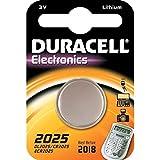Duracell DL2025 3V Lithium Knopfzellenbatterie 1er Pack