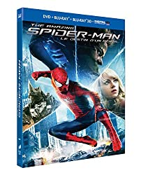 The Amazing Spider-Man 2 : Le destin d'un héros [Combo Blu-ray 3D + Blu-ray + DVD + Copie digitale]