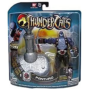 Thunder Cats Action Figures on Amazon Com  Thundercats 4  Panthro 4  Deluxe Action Figure  Toys