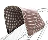 Reversible Canopy for Bugaboo Cameleon (Cinnamon)