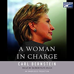A Woman in Charge Audiobook