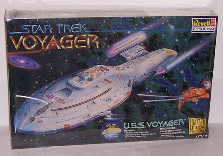 Star Trek Voyager Toys Star Trek U.s.s Voyager Model