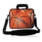 FSHB10-016 NEW Basketball 9.7 10 10.1 10.2 inch Neoprene Laptop Netbook tablet Shoulder Case Carrying sleeve Bag cover with strap Pocket For Apple iPad Air iPad 1 2 3 4 5 5th /Samsung Galaxy Note GT-P5110/Tab 3/4 /Tab Pro 10.1 /Tab S 10.5/ASUS Transformer Book T100/T100TA/Toshiba Excite 10/Google Android Nexus 10 Tablet/HP Mini Dell XPS 10 Acer Aspire One ASUS VivoTab RT 10 10.1 TouchScreen Android 4.0 Tablet