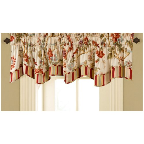 Waverly Charleston Chirp Window Valance (Charleston Kitchen compare prices)