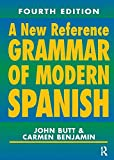 img - for A New Reference Grammar of Modern Spanish book / textbook / text book