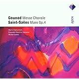 Gounod : Messe Chorale & Saint-Saëns : Mass - Apex