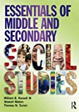 img - for Essentials of Middle and Secondary Social Studies book / textbook / text book